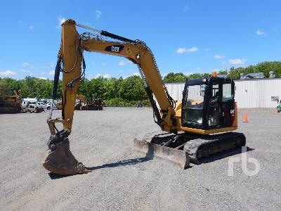 2013 CATERPILLAR 308ECR Midi Excavator (5 - 9.9 Tons)