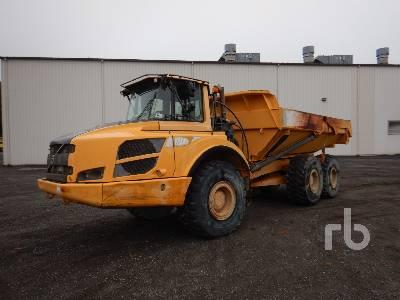 2012 VOLVO A30F Articulated Dump Truck