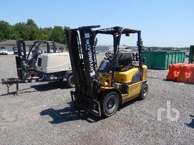 HYUNDAI 25L 5000 Lb Forklift