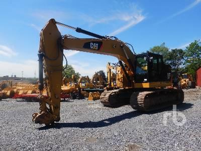 2015 CATERPILLAR 335FLCR Hydraulic Excavator