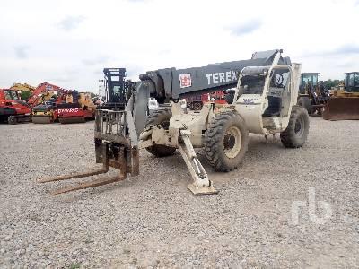 2004 TEREX TH1056C 10000 Lb 4x4 Telescopic Forklift