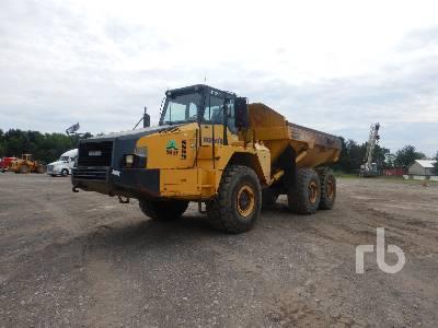 2011 KOMATSU HM350-2 6x6 Articulated Dump Truck