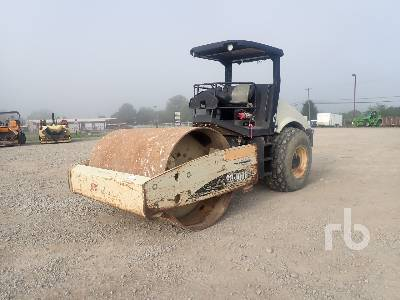2006 INGERSOLL-RAND SD100DTF Vibratory Roller