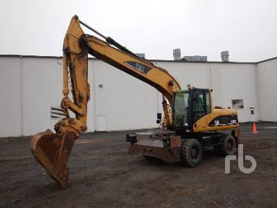 2006 CATERPILLAR M322C 4x4 Mobile Excavator