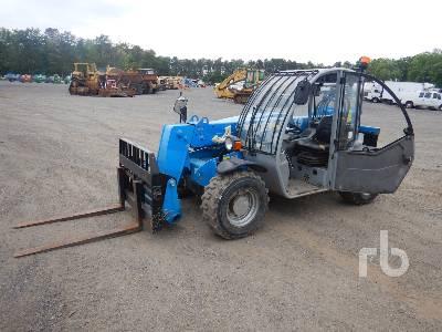 2011 GENIE GTH5519 5500 Lb 4x4x4 Telescopic Forklift