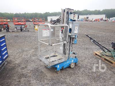 2006 GENIE AWP25S Electric Personnel Lift Material Lift