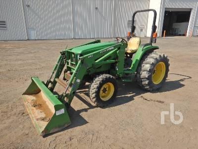 2004 JOHN DEERE 4710 4WD Tractor