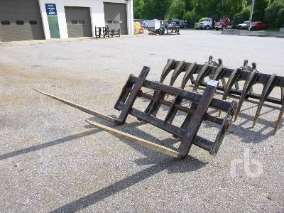 ATTACHMENTS SALES INC Q/C 60 In. Wheel Loader Forks