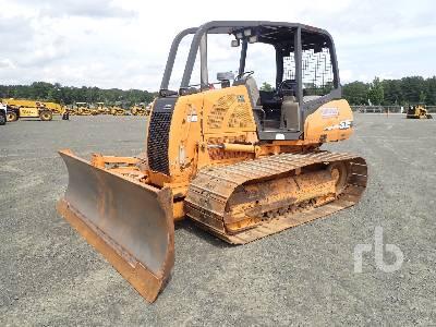 2006 CASE 850K WT Series 2 Crawler Tractor