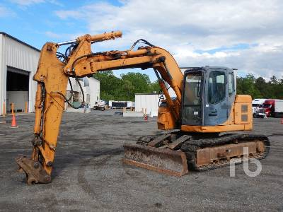 2007 CASE CX135SR Hydraulic Excavator Parts/Stationary Construction-Other