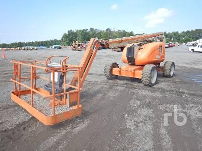 2011 JLG 600AJ 4x4 Articulated Boom Lift