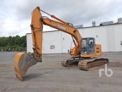 2008 CASE CX225SR Hydraulic Excavator