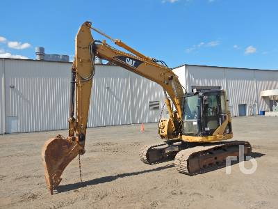 2005 CATERPILLAR 314CLCR Hydraulic Excavator