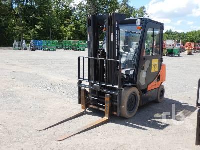 2015 DOOSAN D25S-7T4 5000 Lb Forklift