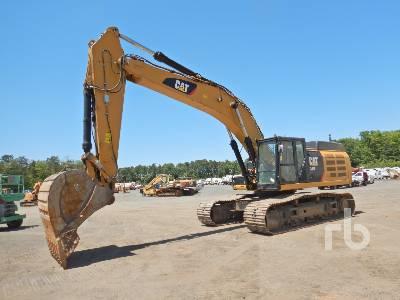 2014 CATERPILLAR 349EL Hydraulic Excavator