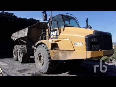 2012 CATERPILLAR 740B Articulated Dump Truck
