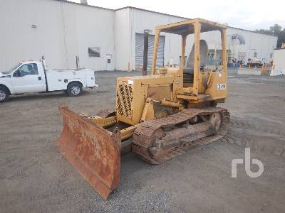CATERPILLAR D3B LGP Crawler Tractor