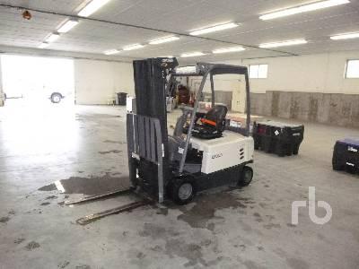 CROWN SCF6041 3965 Lb Electric Forklift