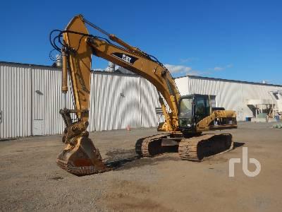 2005 CAT 330C Hydraulic Excavator