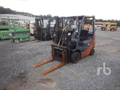 2010 TOYOTA 8FGCU20 Forklift