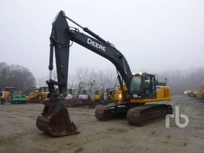 2015 JOHN DEERE 300G LC Hydraulic Excavator