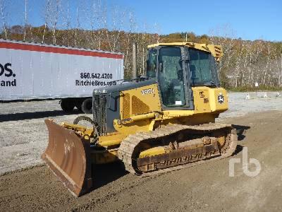 2005 JOHN DEERE 700J LT Crawler Tractor