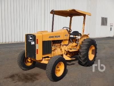 JOHN DEERE 401D 2WD Tractor