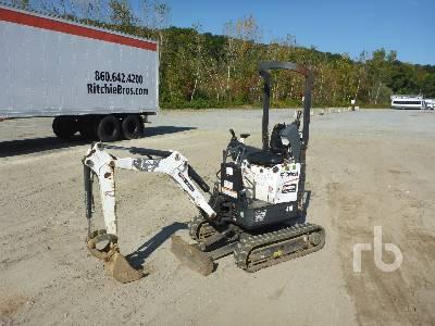 2016 BOBCAT 418 Mini Excavator (1 - 4.9 Tons)