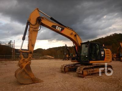 2013 CATERPILLAR 320EL Hydraulic Excavator