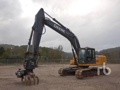2012 JOHN DEERE 250G LC Hydraulic Excavator
