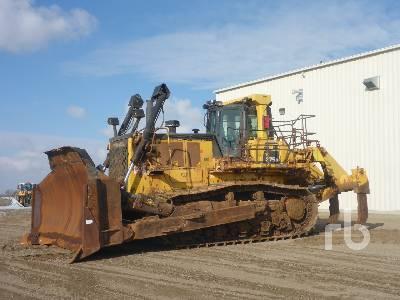 2011 KOMATSU D375A-6 Crawler Tractor