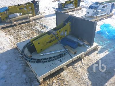 Unused 2020 PTEROSAUR YLB530 Excavator Hydraulic Hammer