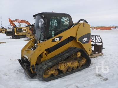 2013 CATERPILLAR 279C2 Compact Track Loader Parts/Stationary Construction-Other