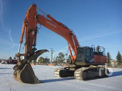 2014 HITACHI ZX470LC-5B VG Hydraulic Excavator
