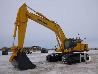 2008 KOMATSU PC600LC-8 VG Hydraulic Excavator