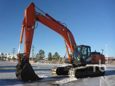 2013 HITACHI ZX350LC-5 Hydraulic Excavator