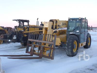 2010 GEHL DL12-40H Telescopic Forklift 4x4x4 Parts/Stationary Construction-Other