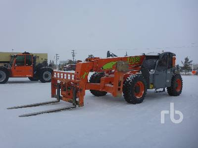 2017 XTREME XR1255 4x4x4 Telescopic Forklift