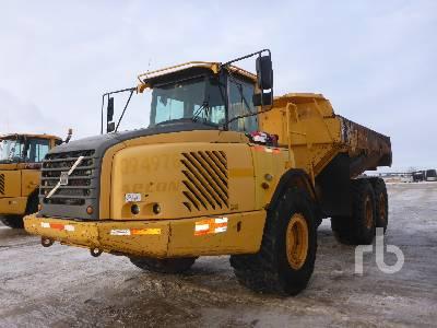 2004 VOLVO A30D 6x6 Articulated Dump Truck