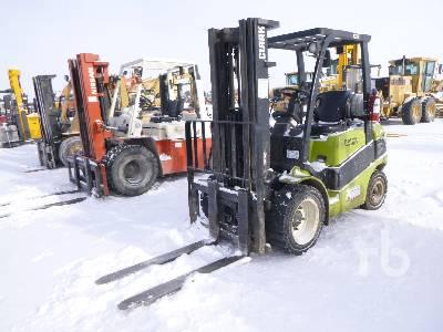 CLARK C30L Forklift