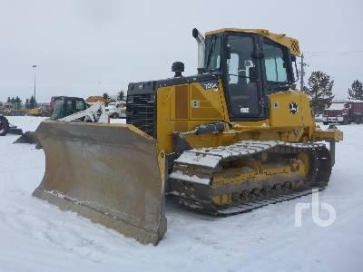 2014 JOHN DEERE 700K LGP Crawler Tractor