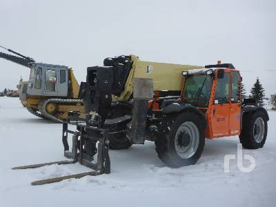 2014 JLG G1255A 4x4x4 Telescopic Forklift