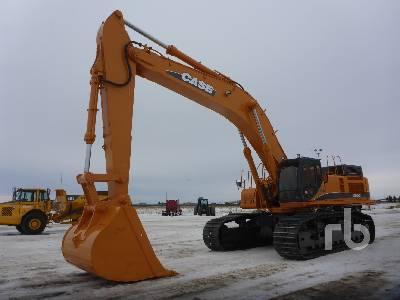 2007 CASE CX800 VG Hydraulic Excavator