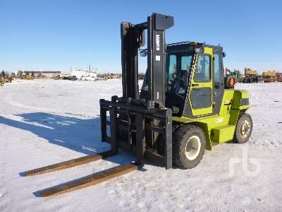 2009 CLARK C75L Rough Terrain Forklift