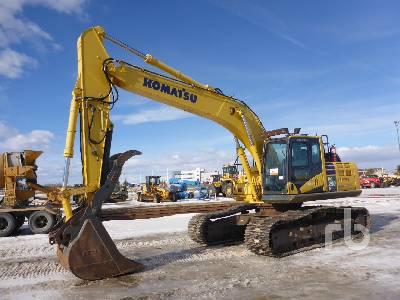 2013 KOMATSU PC290LC-10 Hydraulic Excavator