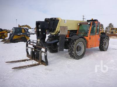 2014 JLG G1055A 4x4x4 Telescopic Forklift