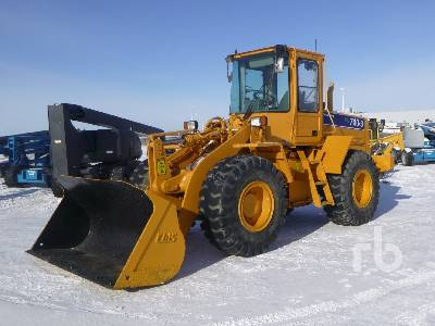 1999 HYUNDAI HL740-3 Wheel Loader