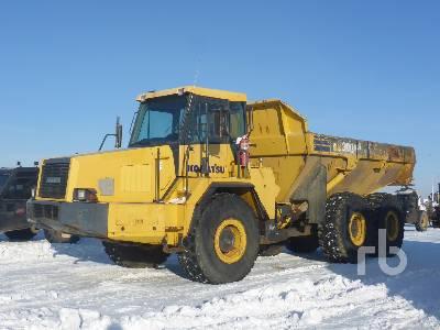 2005 KOMATSU HM300-1 6x6 Articulated Dump Truck