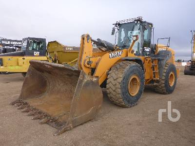 2013 CASE 1121F Wheel Loader