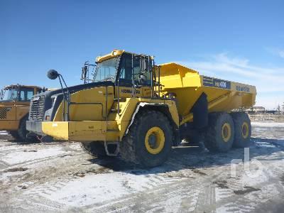2014 KOMATSU HM400-3 Articulated Dump Truck